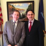 Turkish Cultural Center Maine visited  Speaker of the House Mark Eves
