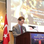 15 - Turkish Cultural Center Maine Friendship Dinner Award Ceremony Senate President Justin Alfond