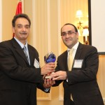 19 - Turkish Cultural Center Maine Friendship Dinner Award Ceremony Dr. Habib Dagher Hon. Burak Kararti