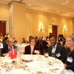 8 - Turkish Cultural Center Maine Friendship Dinner Award Ceremony Joseph Nadeau Stephanie Anderson District Attorney