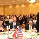9 - Turkish Cultural Center Maine Friendship Dinner Award Ceremony Senate President Justin Alfond