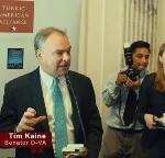 Turkic American Convention Senator Tim Kaine
